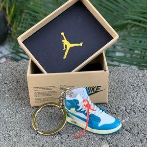 Other - Mini Sneaker KeyChain